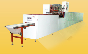 Automatic Moulding Mmachine